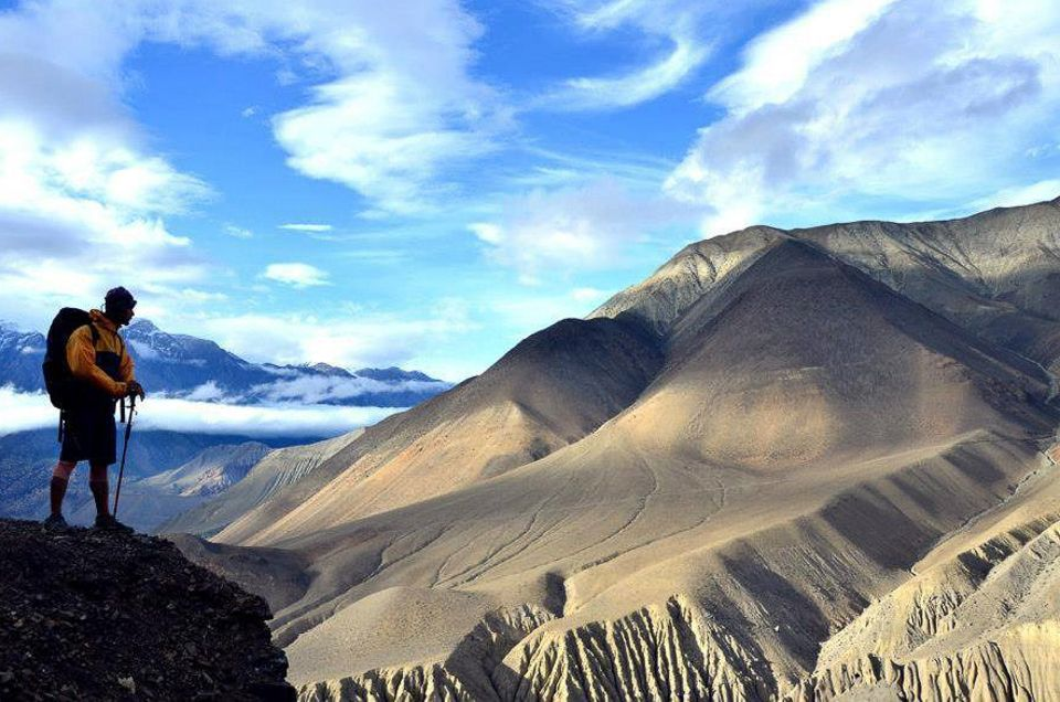 Manang Mustang And Muktinath Temple Places To Visit In